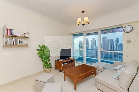1 Bedroom Flat for Rent in Jumeirah Lake Towers (JLT), Dubai - Beautifully Furnished 1 Bedroom | Saba Tower 3