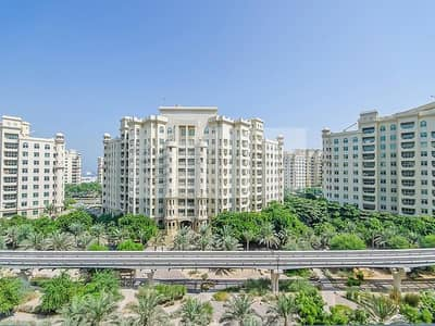 2 Bedroom Flat for Sale in Palm Jumeirah, Dubai - Park Side Terrace | C Type | 2 BR + Maid's