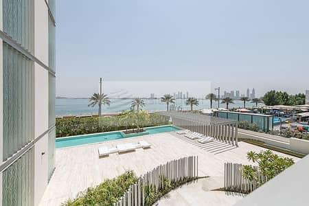 شقة 2 غرفة نوم للايجار في نخلة جميرا، دبي - Lovely 2BR  Furnished  Ready Title Deed  Sea View