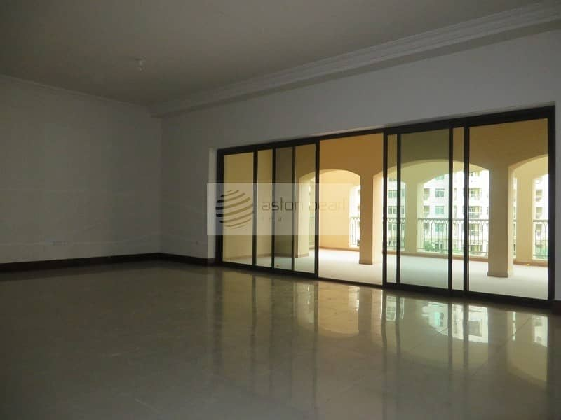 2 Type A 3 BR+Maid's With Park View Terrace