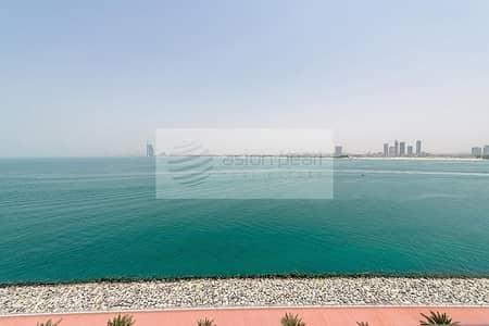 فلیٹ 5 غرفة نوم للايجار في نخلة جميرا، دبي - Sea View   5 Bed   Furnished   Ready Title Deed