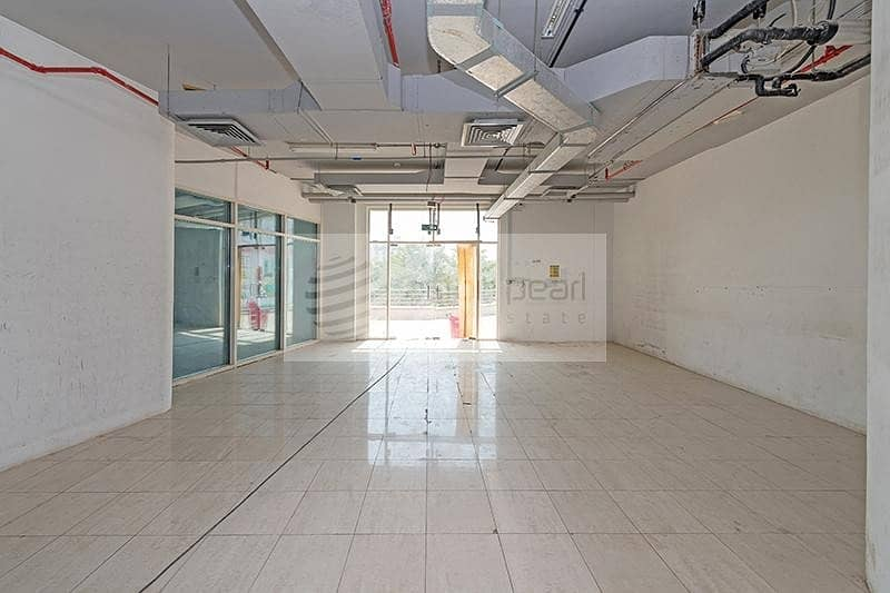 12  Retail Space Available in Cluster O