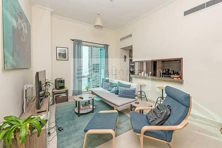 1 Bedroom Flat for Sale in Dubai Marina, Dubai - Genuine Listing | Vacant | Partial Marina Views