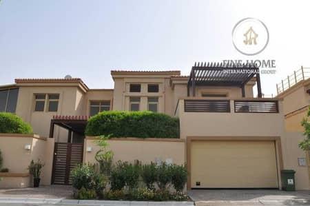 فیلا 5 غرف نوم للبيع في حدائق الجولف في الراحة، أبوظبي - Fascinating 5 BR. Villa in Golf Gardens.