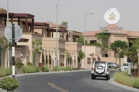 6 Bedroom Villa for Sale in Al Raha Golf Gardens, Abu Dhabi - Amazing 6 Bedrooms Villa in Golf Gardens