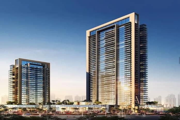 2 ELEGANTLY BUILT APARTMENT IN DOWNTOWN DUBAI