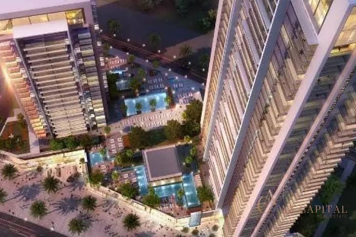 52 ELEGANTLY BUILT APARTMENT IN DOWNTOWN DUBAI