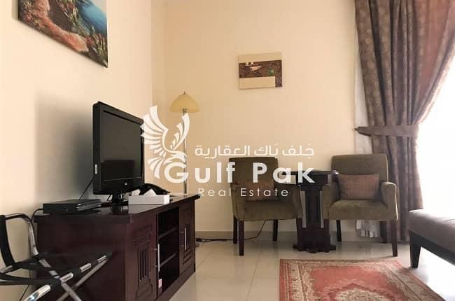 شقة فندقية في شارع المطار 72000 درهم - 4388786