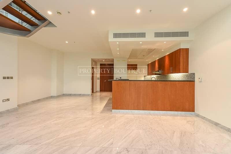 2 2 Bedroom Duplex | Zabeel View | 4 Cheques