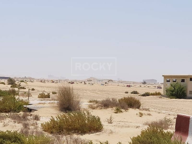 2 Freehold | Residential Villa Plot | G+1 | Al Furjan