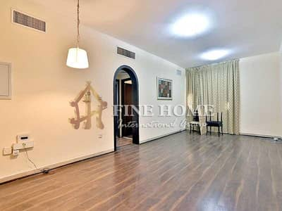 1 Bedroom Flat for Rent in Tourist Club Area (TCA), Abu Dhabi - Nice Semi Furnished 1BR Apt in Tourist Club !