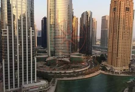 1Bedroom on High Floor with amazing view in clucster B jlt
