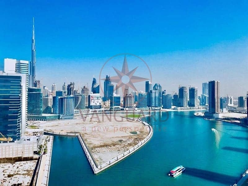 10 1Bedroom on High Floor with amazing view in clucster B jlt