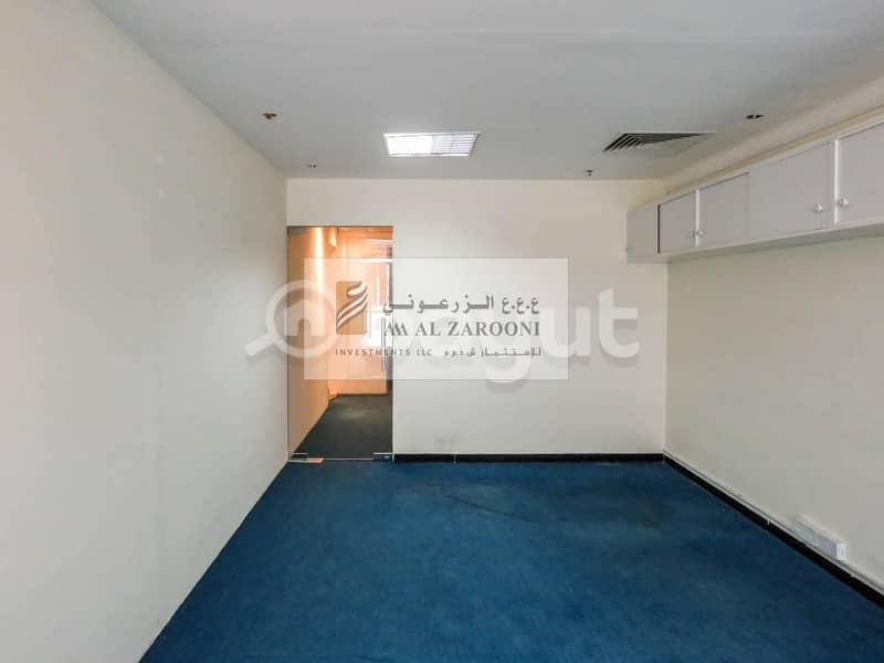 9 Al Barsha Fully Fitted Office One Month Free