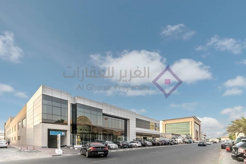 Brand New & Spacious Office | Facing Sheikh Zayed Rd
