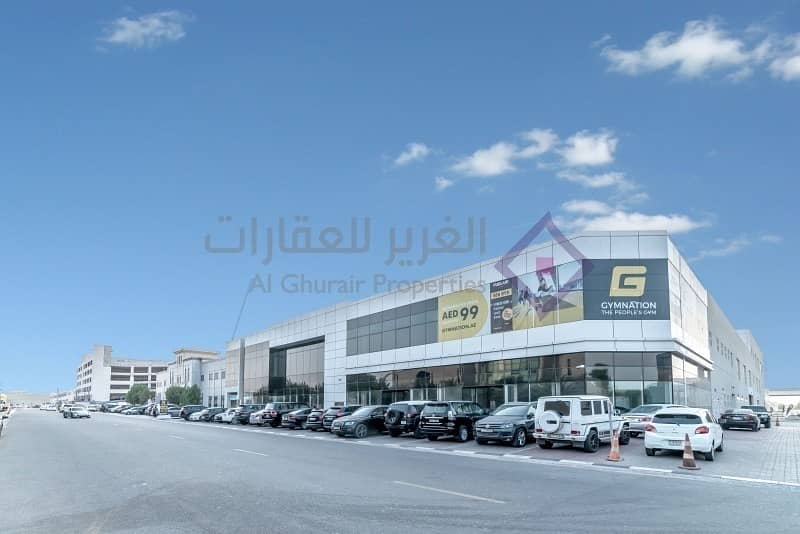 2 Brand New & Spacious Office | Facing Sheikh Zayed Rd