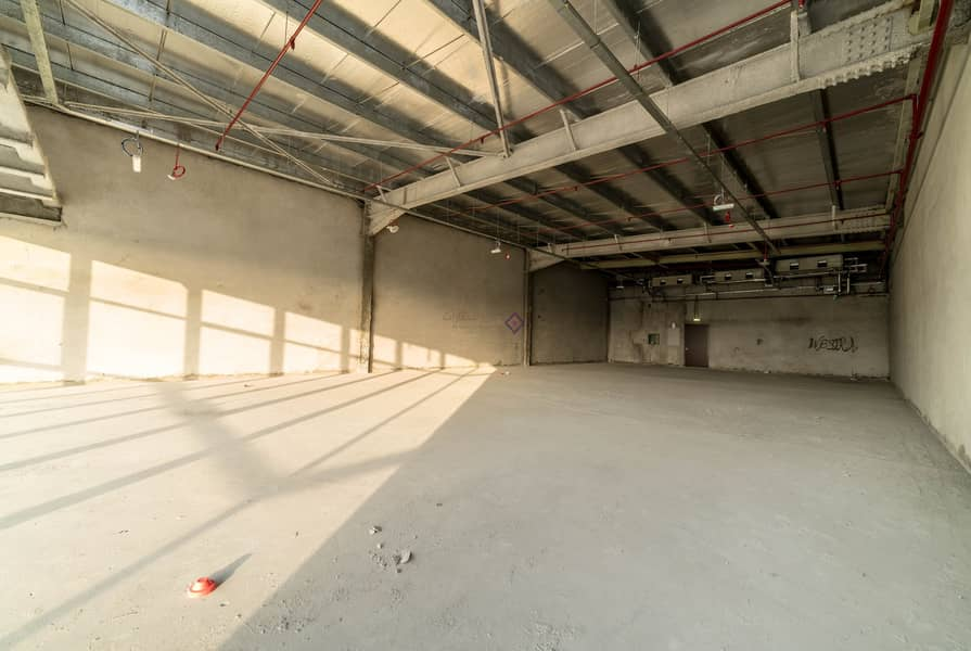 14 Brand New & Spacious Office | Facing Sheikh Zayed Rd