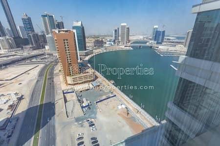 فلیٹ 1 غرفة نوم للايجار في الخليج التجاري، دبي - Best Deal DAMAC Maison Canal Views Hotel