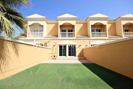 تاون هاوس 1 غرفة نوم للايجار في مثلث قرية الجميرا (JVT)، دبي - Quiet Street | Available Now |Negotiable
