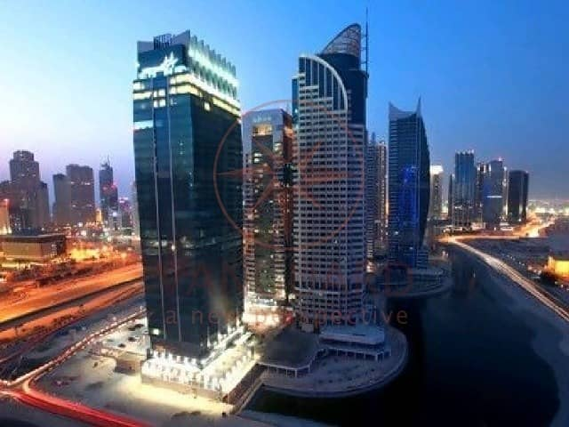Spacious 1bhk  for sale in lake side residence  jlt