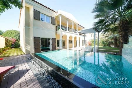 5 Bedroom Villa for Sale in Green Community, Dubai - Private Pool   Prime Location   Upgraded