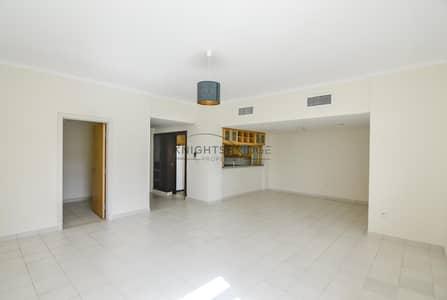 شقة 2 غرفة نوم للايجار في ذا فيوز، دبي - Excellent Spacious 2 bedrooms with Study Room