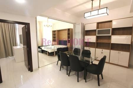 فلیٹ 1 غرفة نوم للايجار في الفرجان، دبي - Payable in 4 Chqs|1BR Converted to 2BR|Furnished