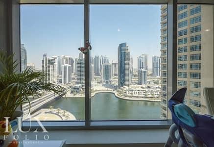 شقة 2 غرفة نوم للبيع في دبي مارينا، دبي - Dubai Marina Specialist | Full Marina View