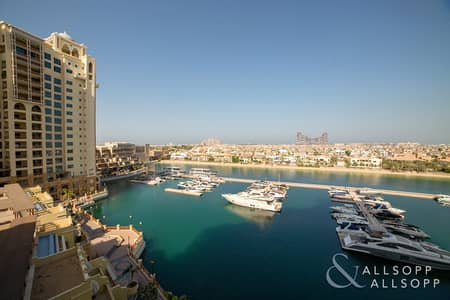 3 Bedroom Flat for Sale in Palm Jumeirah, Dubai - New To Market | Three Bedrooms | Sea View