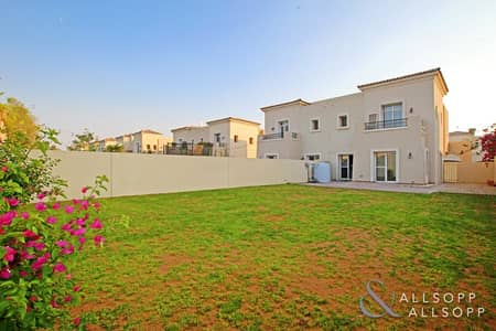 3 Bedroom Villa for Sale in The Lakes, Dubai - 3 Beds Plus Study | Type 3E | Large Plot