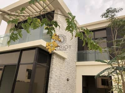 4 Bedroom Villa for Rent in DAMAC Hills (Akoya by DAMAC), Dubai - VACANT AND READY /TYPE THM /3 BEDROOM+MAIDS ROOM/4 CHEQUES