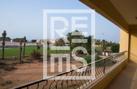 1 Bedroom Apartment for Rent in Al Hamra Village, Ras Al Khaimah - Fabulous 1 BR for Rent - Golf Course Facing