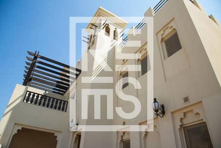 3BR Townhouse with Big Kitchen in Al Hamra Village