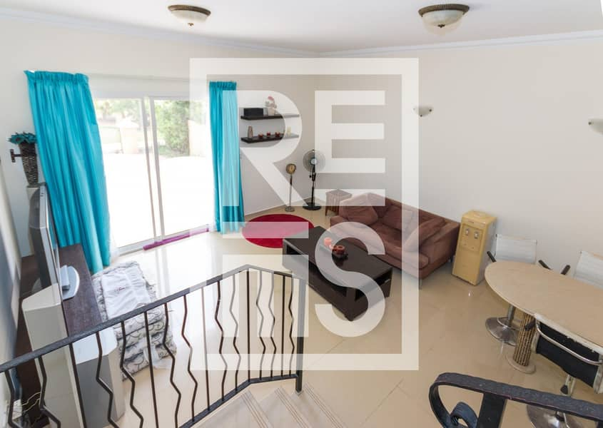 Furnished 2BR Townhouse with Pool View