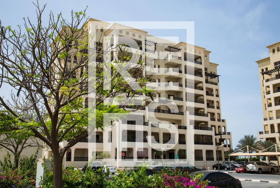 10 Spacious 1 BR next to the Sea Side for Rent