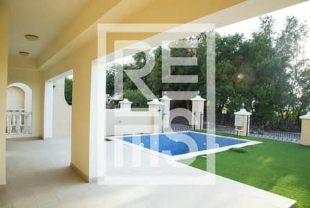 4 Bedroom Villa for Rent in Al Hamra Village, Ras Al Khaimah - 4BR Townhouse with Private Swimming Pool