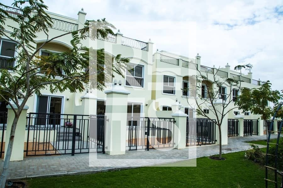 10 3BR The Bayti Townhomes in 12 monthly cheques