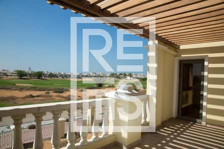 3 Bedroom Townhouse for Sale in Al Hamra Village, Ras Al Khaimah - 3BR Townhouse with stunning Golf View for Sale