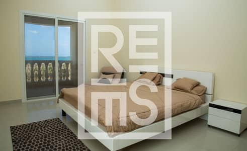 Best Price for Semi Furnished Sea View Studio
