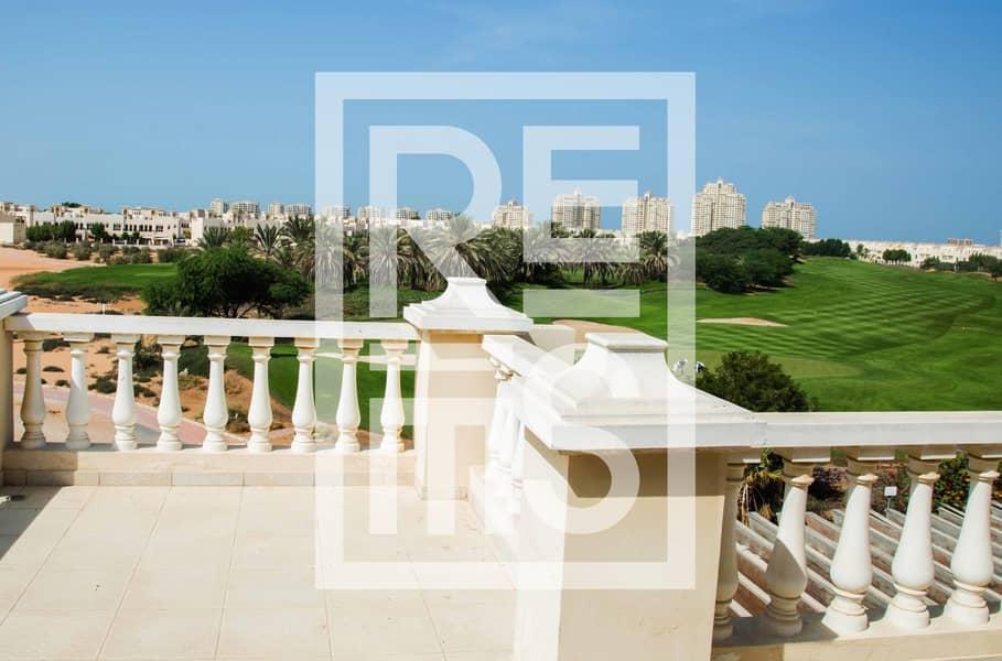 Large 4BR Villa for Sale in Al Hamra Village