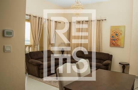 فلیٹ 1 غرفة نوم للايجار في قرية الحمراء، رأس الخيمة - Fully furnished 1BR with magnificent Lagoon Views