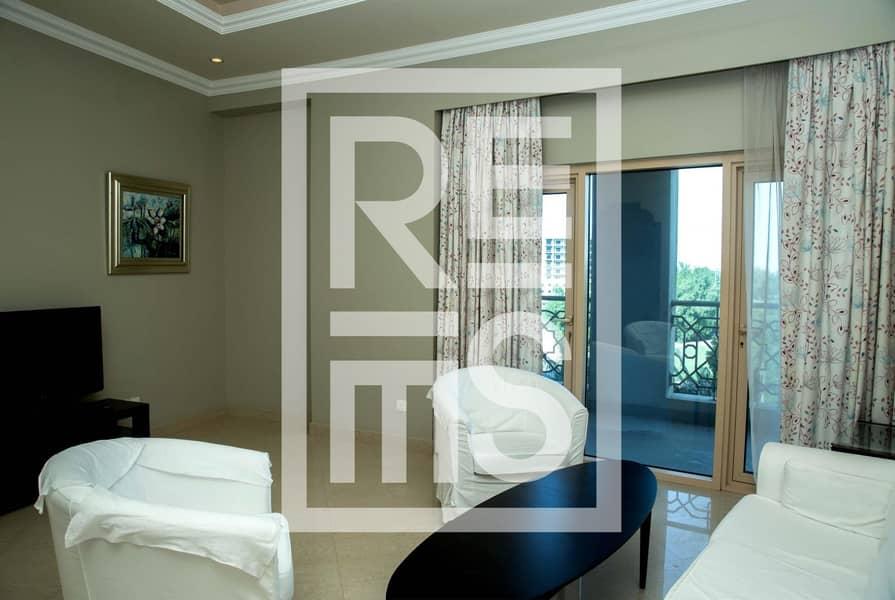 2 Fully furnished 1BR at Al Hamra Palace Beach Resort