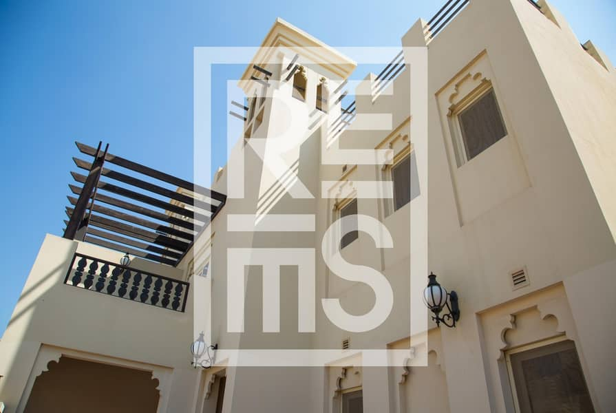 1 3BR Townhouse with large Kitchen in Al Hamra Village