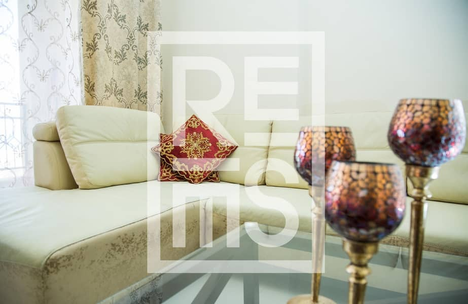2 Stylish Fully Furnished 1BR in Royal Breeze
