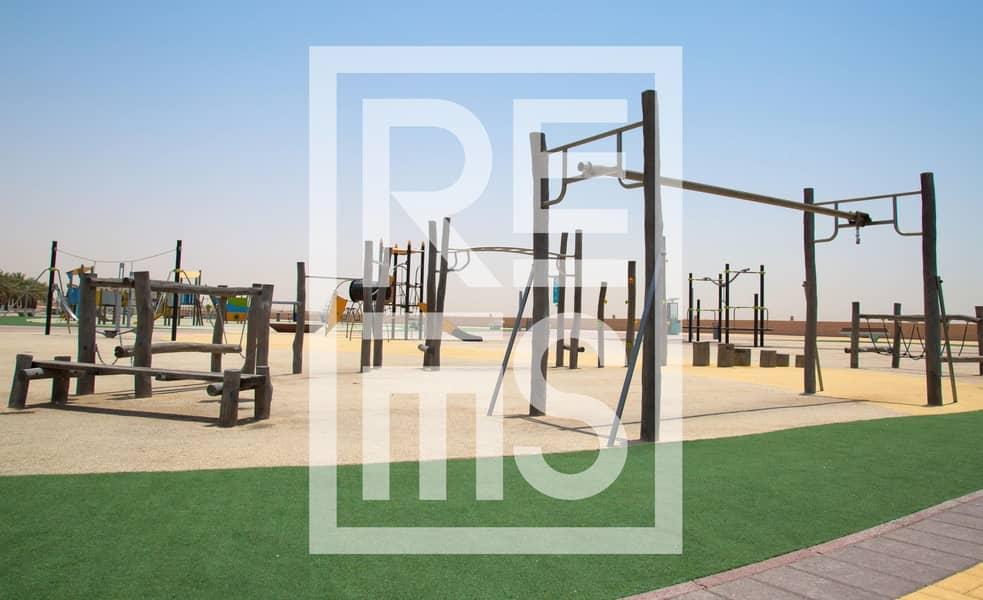 2 Garden View 1BR Apartment on Al Marjan Island