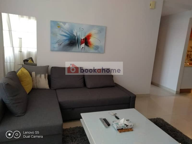 2 Corporate Guest for 1 BR in Dubai Gate 1- JLT available on 23rd Nov 2019