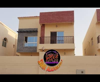 فیلا 5 غرفة نوم للبيع في الروضة، عجمان - فيلا مميزة 5 غرف نوم ماستر - ديزاين داخلي فخم - تملك حر