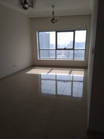 2 Bedroom Flat for Rent in Sheikh Maktoum Bin Rashid Street, Ajman - luxury 2 bhk open view in concord tower with free parking