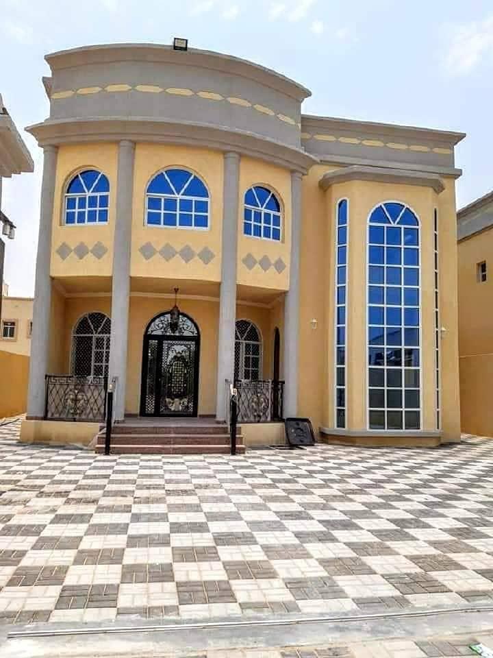 beautiful new villa for sale in Ajman***