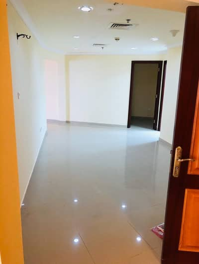 GGOD DEAL. . FULL SEA VIEW !! 3 BHK WITH MAID ROOM FOR RENT IN CORNICHE TOWER.